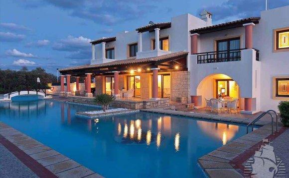 Отель Aldemar Royal Villas 5*