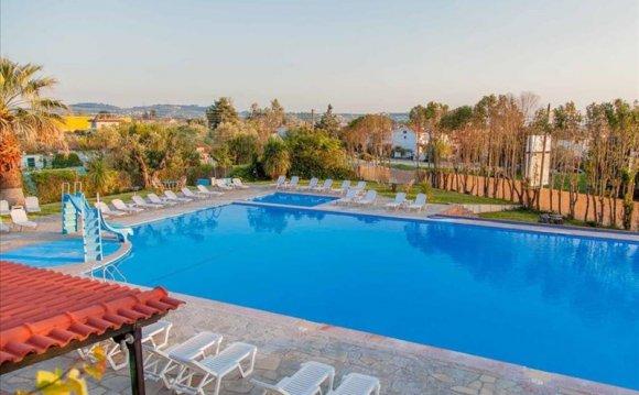 Греция; Bellagio Hotel
