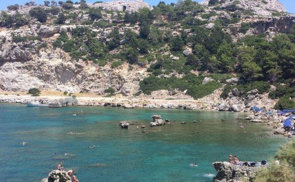 Фалираки, Греция — отдых
