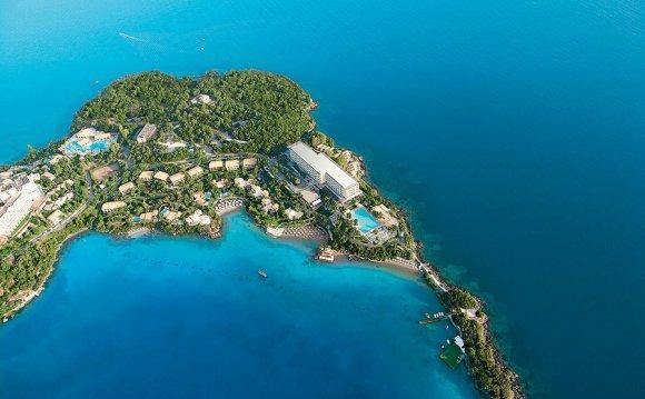 Скачать Остров корфу фото от