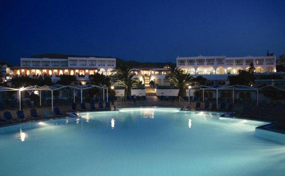 Фото отеля Mitsis Rinela Beach