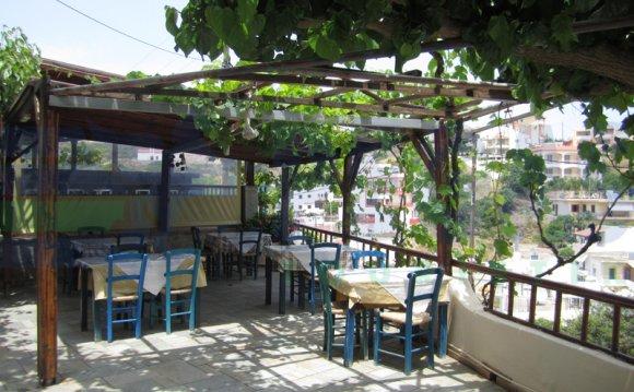 Крит, Греция: Отель Sofia