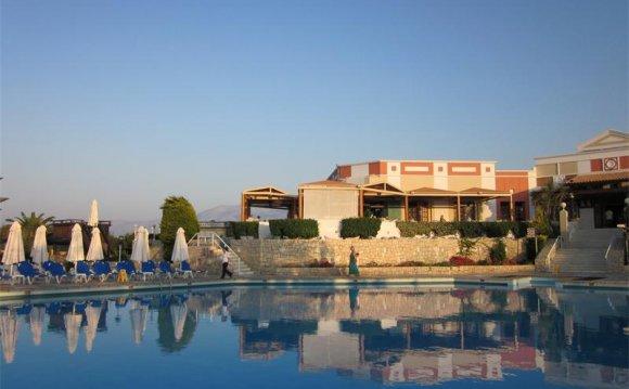 Греция, остров Родос — отели