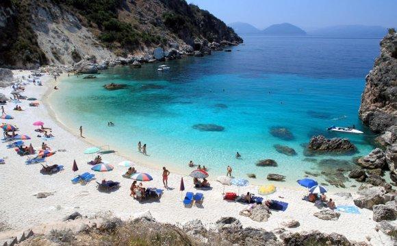 Пляжи Греции в сентябре