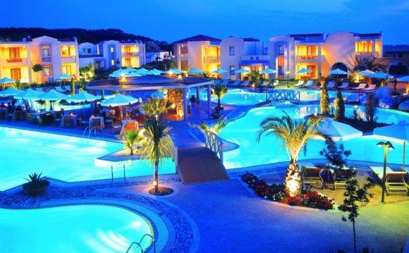 лучшие отели 5 звезд в греции