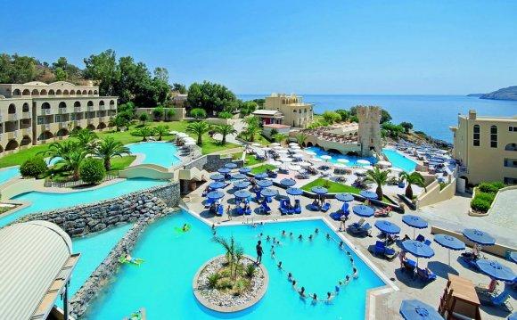 лучшие отели греции 4 звезды