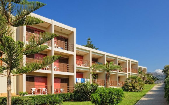 Фото отеля Malia Beach Hotel 4