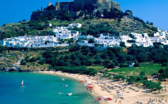Наш отдых на о.Родос в Греции!