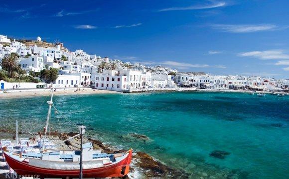 отдых в греции в сентябре: