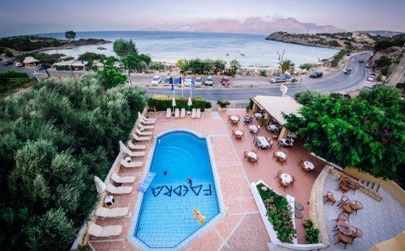 FAEDRA BEACH HOTEL 4*
