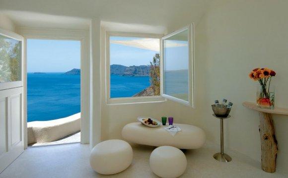 отель в Греции на острове