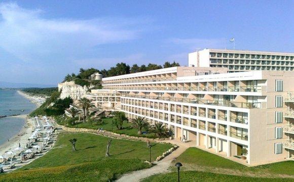 отели Греции, Халкидики