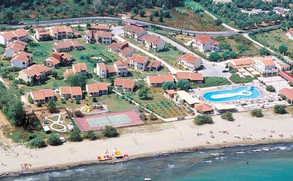 отели Греции, Корфу, Aquis