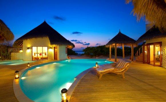 Отели на Мальдивах – «все