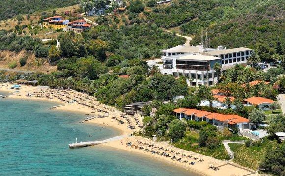 Отели в Греции, Халкидики-Афон