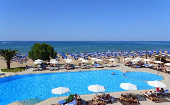 Отзыв об отеле Pilot Beach