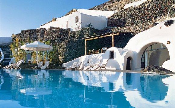 красивые отели греции