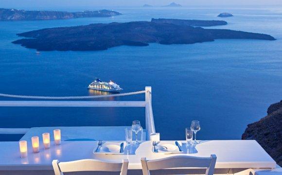 санторини греция лучшие отели